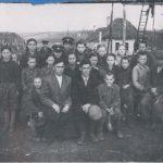 Учащиеся 7 класса. 1957 г. Кл. рук. Стекольщиков А. Г., Орлов