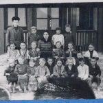 1957 г. Уч-ся 4 кл. Учитель Борисова Елизовета Фёдоровна.