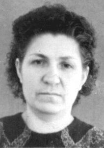 Серафима Зиновьева. Самая младшая дочь в семье Зиновьевых.