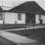 1 сентября 1957 года новое школьное здание.