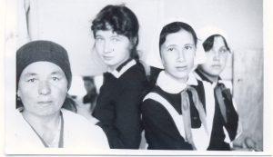 Технический персонал, которые работали у нас в школе