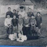 Учащиеся 7 класса. 1958 г.