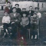 Члены технического кружка. 1958 год.