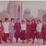 Работа в Узбекистане в СШ №4 им. Султана Сегизбаева