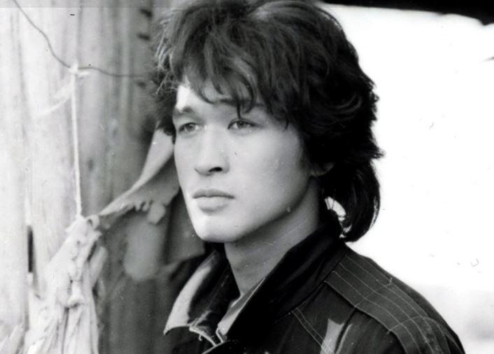 певец и актер Виктор Цой