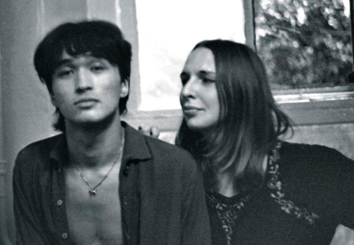 Виктор Цой и Мариана