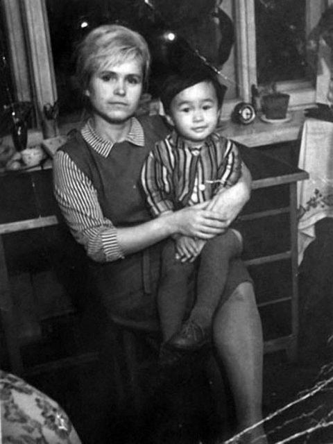 Легенда о Викторе Цое - Мама о сыне Цой