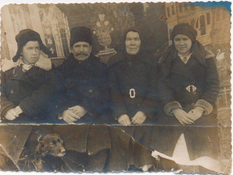Демидову Алексею от Н. Романовой 15 июня 1941 г.