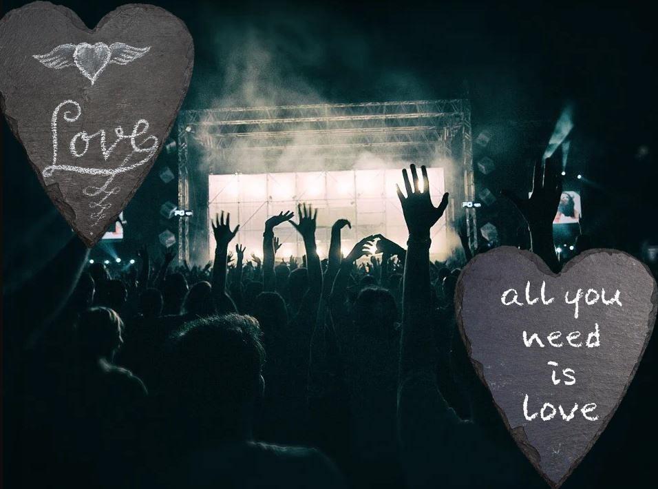 Рок песни о любви